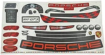 Porsche 911 GT3 (RED) Label Sheet (3900-3931)