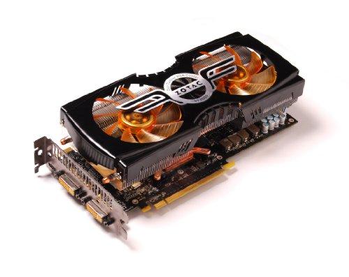 Zotac VGA GeFORCE GTX 470-AMP Grafikkarte (PCI-e, 1,25GB GDDR5 Speicher, HDMI/DVI, 1 GPU) Full Retail