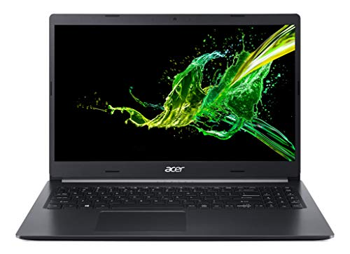 Acer Aspire 5 A515-54 15.6-inch Laptop - (Intel Core i5-8265U, 8GB RAM, 512GB SSD, Full HD Display, Windows 10, Black)