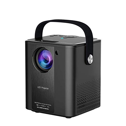 NEW Projector Portable LED HD Multimedia Projector Handheld Mini Projector for Home Office
