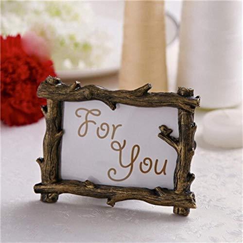 Erfhj Branch Fotolijst, vintage, voor feestjes, bruiloften, familie, decoratie, fotolijst, fotolijst, 1 stuks