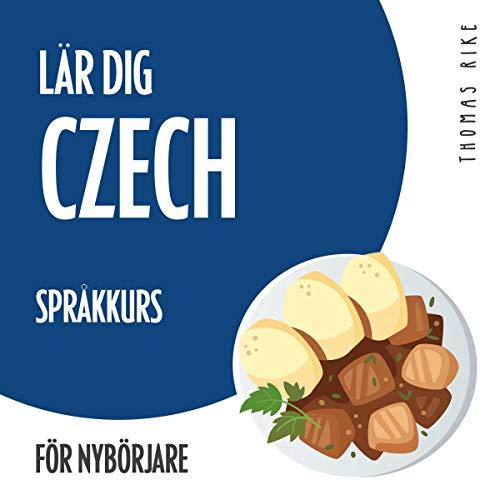 Lär dig Czech - språkkurs för nybörjare cover art