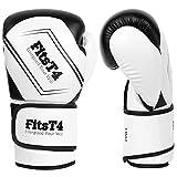 FitsT4 Pro Grade Boxing Gloves...