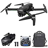 GoolRC SG906 PRO 2 GPS Drone, 5G WiFi FPV Drone with 4K UHD Camera, 3-Axis Gimbal, Brushless Motor, Optical Flow Positioning RC Quadcopter with Auto Return Home, Follow Me, Storage Bag and 2 Batteries