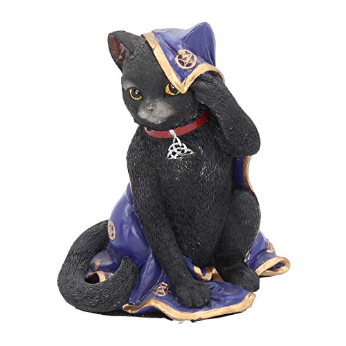 Nemesis Now Jinx Figurine 15cm Black