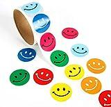 Smiley Felices Sticker Pegatinas Adhesivos Para Premios De Maestros Y Estudiantes Etiquetas...