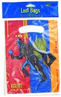 8pk Top Secret Celo Treat Bags