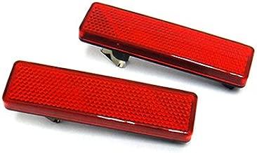 2 faros traseros reflectantes de lente roja OEM izquierdo derecho para Vivaro Movano Master Trafic Primastar: Amazon.es: Coche y moto