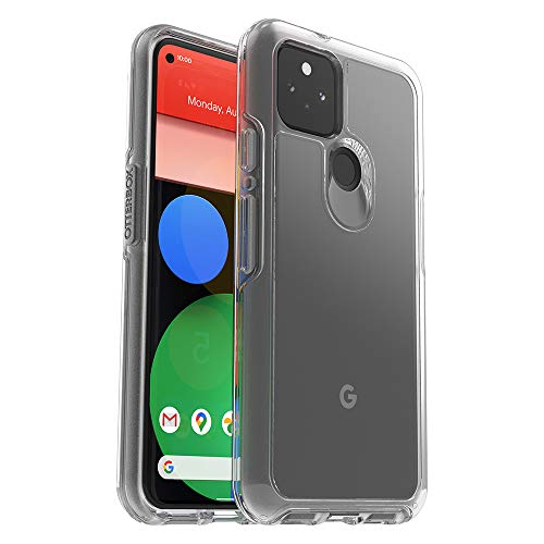 OtterBox Symmetry Clear Series Case for Google Pixel 5 - Clear (77-81047)