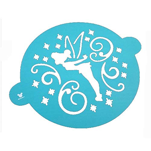 Guizmax Schablonen Kuchen Fee Tinkerbell Dekoration Konditorei Disney