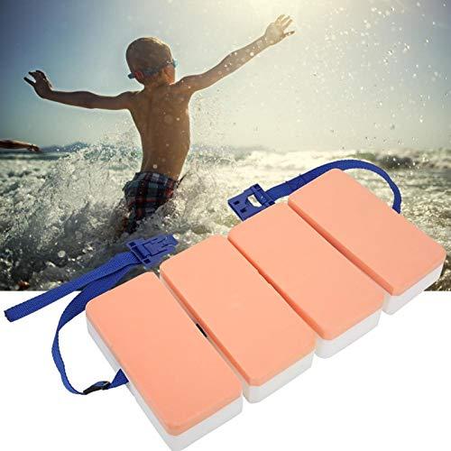 Shipenophy Cinturón Flotante liviano antivibraciones confiable Adecuado para niños(Four Floating Waists)