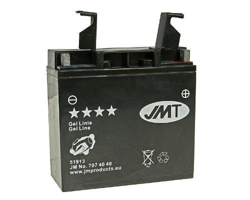 Batterie JMT Gel 51913 für BMW K 1200 RS 5,5 Zoll Felge ABS Bj. 2003 - inkl. 7,50 EUR Batteriepfand