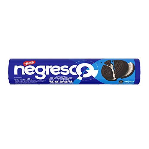 Biscoito Recheado, Negresco, 140g