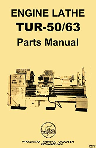 Learn More About TUR-50 & TUR-63 Toolmex, Wafum, Polamco Metal Lathe Parts Manual Wiring Diagrams