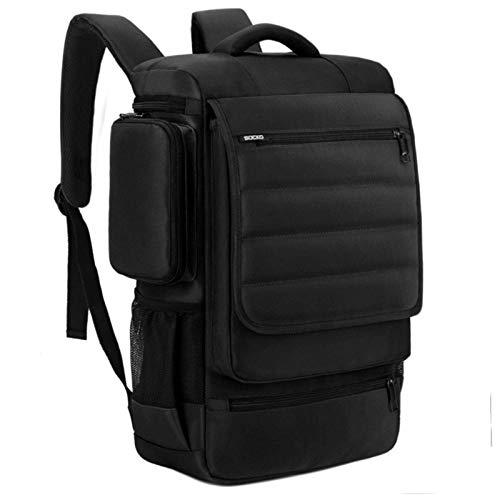 N-B Nylon Waterproof Computer Bag Backpack 18 Inch 17.3 Inch Notebook Multi-function Backpack Men's Backpack Computer Bag Travel Bag