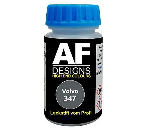 Lackstift für Volvo 347 Titanium Grey Metallic schnelltrocknend Tupflack Autolack