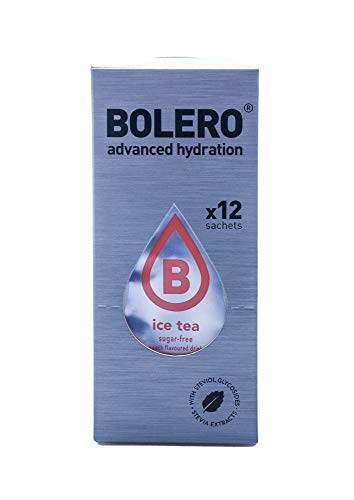Bolero Drinks Ice Tea Peach 12 x 9g