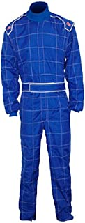 Blue//White//Black, XXX-Large K1 Race Gear Speed 1 CIK//FIA Level 2 Approved Kart Racing Suit
