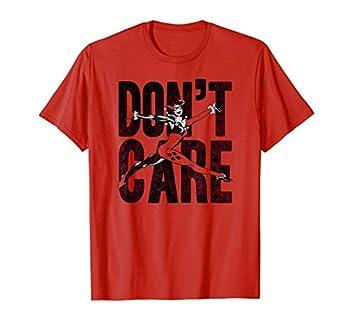 Harley Quinn Don t Care T-Shirt