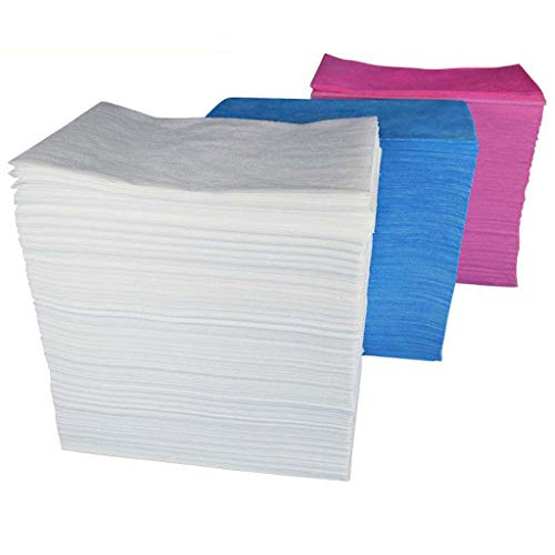 Vellen Schoonheid Wegwerp Bed Niet-geweven matras Voor Massage Gezichtswaxen En Lichaamsbehandelingen 80 X 180 Cm Niet-Geweven Materiaal Niet-Geperforeerd (100 St)