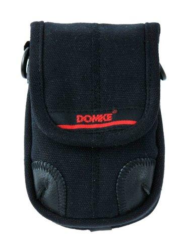 DOMKE デジタルカメラケース F-903 ミディアムポーチ ブラック 707-30B