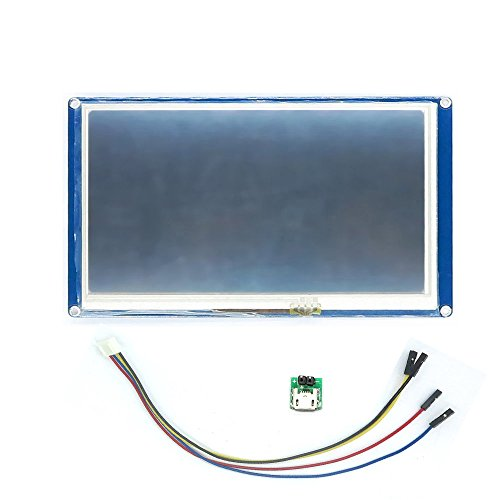 "Amazon.co.uk - Nextion 7.0"" HMI LCD Touch Display (Aihasd)"