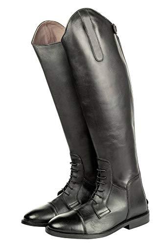 HKM Reitstiefel -Spain-,Softleder,Standardlänge/-Weite, schwarz, 40