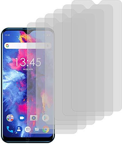 4ProTec I 6X Schutzfolie MATT passgenau für Kiano Elegance 6.1 Pro Bildschirmschutzfolie Displayschutzfolie Schutzhülle Bildschirmschutz Bildschirmfolie Folie