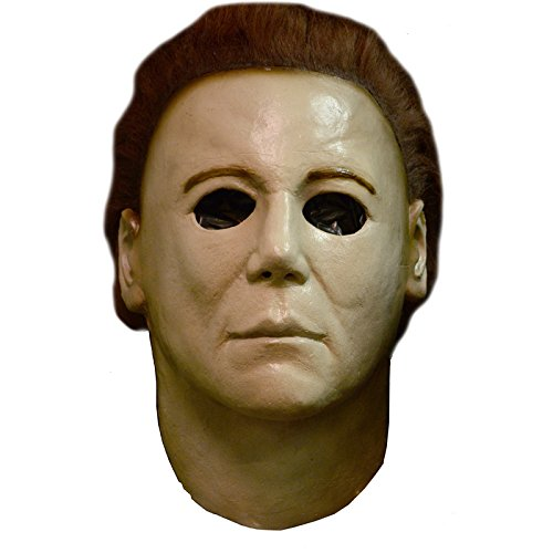 Trick or Treat Studios Men's Halloween 7-H2O Michael Myers Mask, Multi, One Size