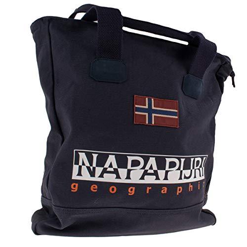 Napapijri Damen Handtasche Sporta 1, Farbe:Blau(176), Größe:One Size