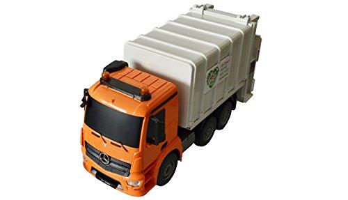 Amewi 22206 Müllwagen, Mercedes Benz, ferngesteuert, 1:20