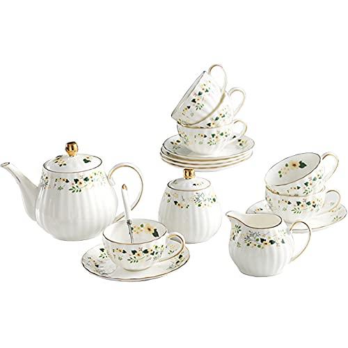 ACMLIFE English Tea Set