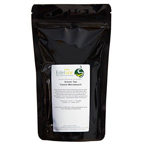 Grüner Tee 'Cassia Marrakesch' - 100g