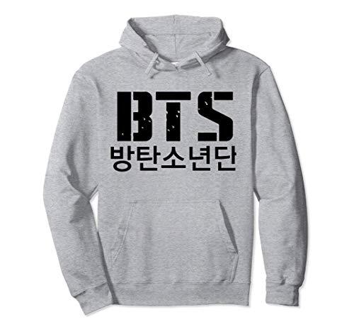 Official BTS Bangtan Boys Merchandise BTS18 Sudadera con Capucha