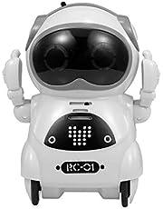 Anself 939A Cep Robot Konuşan İnteraktif Diyalog Ses Tanıma Kayıt Şarkı Dans Anlatma Hikayesi Mini Robot Oyuncak