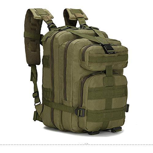Sac à Dos Tactique Sacs à Dos Militaires extérieurs 1000D Nylon 30L Sac à Dos Tactique imperméable à l'Eau Sports Camping Randonnée Trekking Sacs de Chasse à la pêche 3