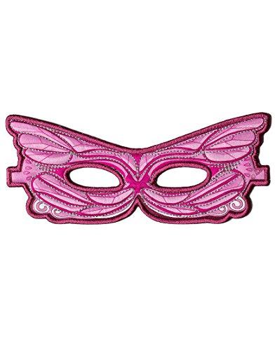 Dreamy Dress-Ups 50782 Mask, Pink Fairy (masque en tissu, fée, rose)
