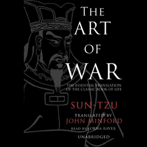 The Art of War [Blackstone Version] audiobook cover art