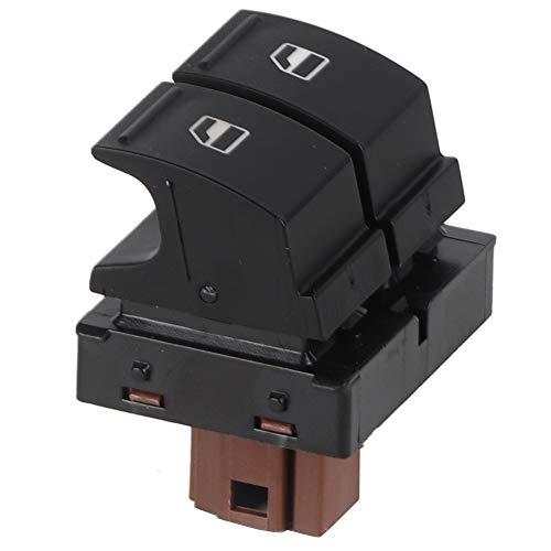 Schalter Elektrische Fensterheber, Fydun 1Z0959858 Auto Schalter Elektrische Fensterheber für Octavia Fabia 2 Roomster
