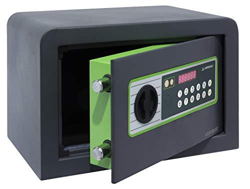 Arregui Supra 240110 Caja Fuerte Electrónica, 8,5L, 20x31x20 cm