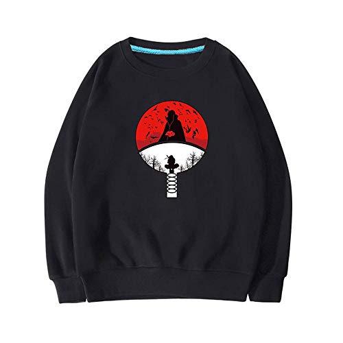 Naruto Col Ras du Cou Sweats Pullover Sweat-Shirts G-M