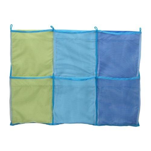 ★クシーネル / KUSINER ウォールポケット/ ブルー[イケア]IKEA(50169299)