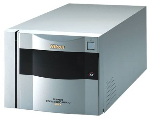 Nikon Super Coolscan LS-8000 ED Scanner