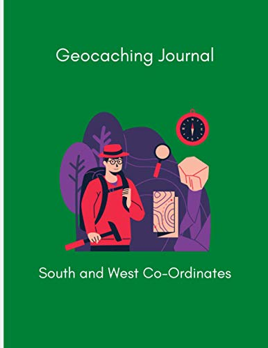 GEOCACHING MULTI/PUZZLE/MYSTERY WORK JOURNAL