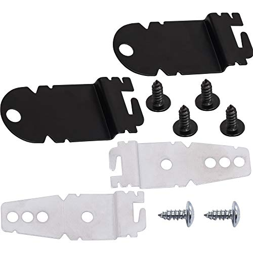 Ultra Durable 8212560 & 8269145 Dishwasher Side Mounting Bracket Kit...