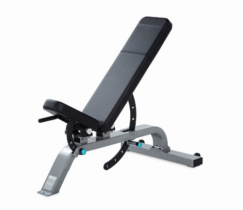 Precor Super Bench Commercial Series Bench