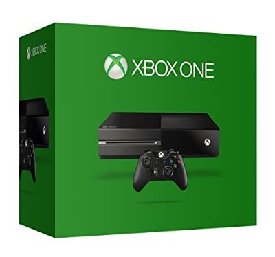 Microsoft Xbox One 500GB Console - Black by Microsoft