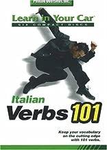 Italian Verbs 101 (Learn in Your Car) (Italian Edition)