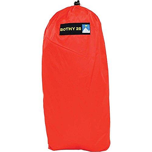 Terra Nova Bothy Bag - Refugio de Emergencia para tormentas, Color Rojo, tamaño 20 Person, Capacidad para 20 Person Personas