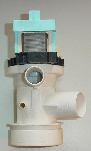 Loogpomp afvoerpomp voor AEG Öko Lavamat Privileg wasmachine vervangt 899645430780 645430780